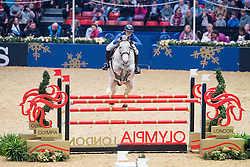 Power Anna, GBR, Chesterfield Z<br />  The Shelley Ashman International Ltd, EM Rogers (Transport) Ltd Father Christmas Stakes<br /> Olympia Horse Show -London 2016<br /> © Hippo Foto - Jon Stroud<br /> 17/12/16