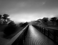 Fort Bragg Bridge, California