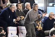 DESCRIZIONE : Roma Lega serie A 2013/14 Acea Virtus Roma Banco Di Sardegna Sassari<br /> GIOCATORE : claudio toti<br /> CATEGORIA : esultanza<br /> SQUADRA : Acea Virtus Roma<br /> EVENTO : Campionato Lega Serie A 2013-2014<br /> GARA : Acea Virtus Roma Banco Di Sardegna Sassari<br /> DATA : 22/12/2013<br /> SPORT : Pallacanestro<br /> AUTORE : Agenzia Ciamillo-Castoria/ManoloGreco<br /> Galleria : Lega Seria A 2013-2014<br /> Fotonotizia : Roma Lega serie A 2013/14 Acea Virtus Roma Banco Di Sardegna Sassari<br /> Predefinita :