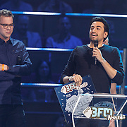 NLD/Utrecht/20150409 - Uitreiking 3FM Awards 2015, Dotan wint een award