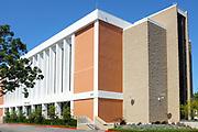 Titan Hall at California State University Fullerton
