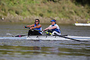 Crew: 97 - Cahill / Saary - Barnes Bridge Ladies Rowing Club - W MasB/C 2- <br /> <br /> Pairs Head 2020