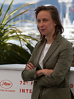 Director Céline Sciamma at the Portrait of a Lady on Fire (Portrait De La Jeune Fille En Feu) photocall, at the 72nd Cannes Film Festival Monday 20th May 2019, Cannes, France. Photo credit: Doreen Kennedy