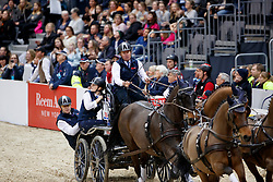 Exell Boyd (AUS)<br /> Gothenburg Horse Show FEI World Cups 2017<br /> © Hippo Foto - Stefan Lafrentz