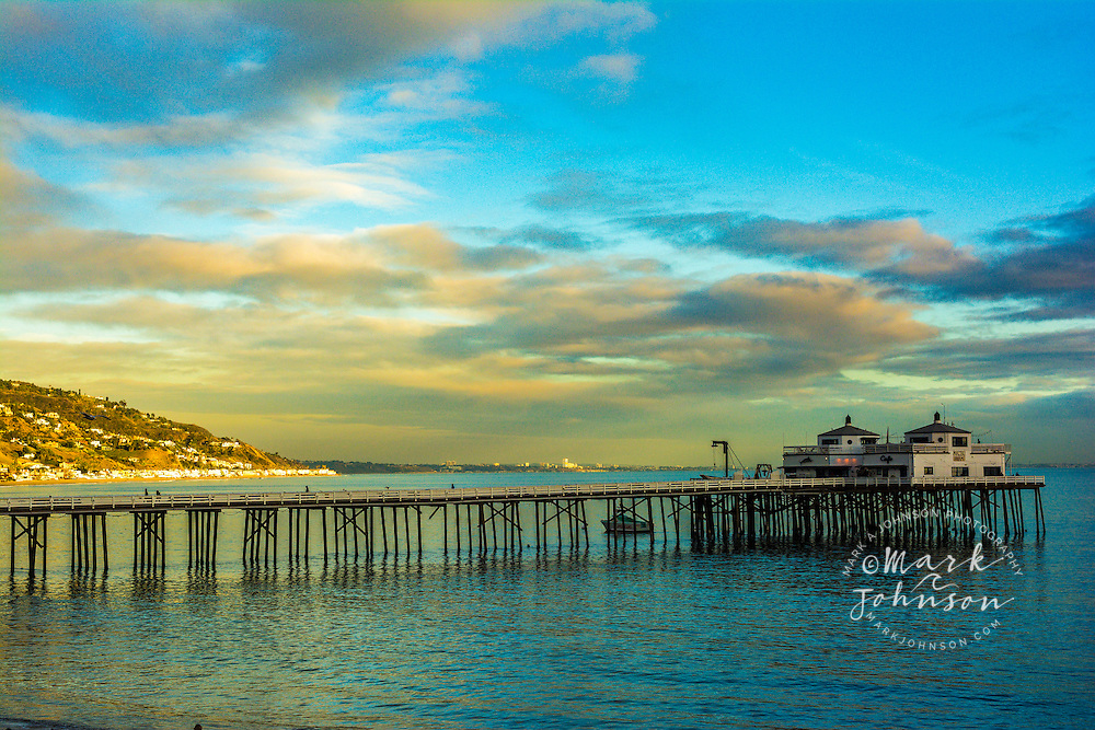 Malibu Pier, Malibu, California, USA