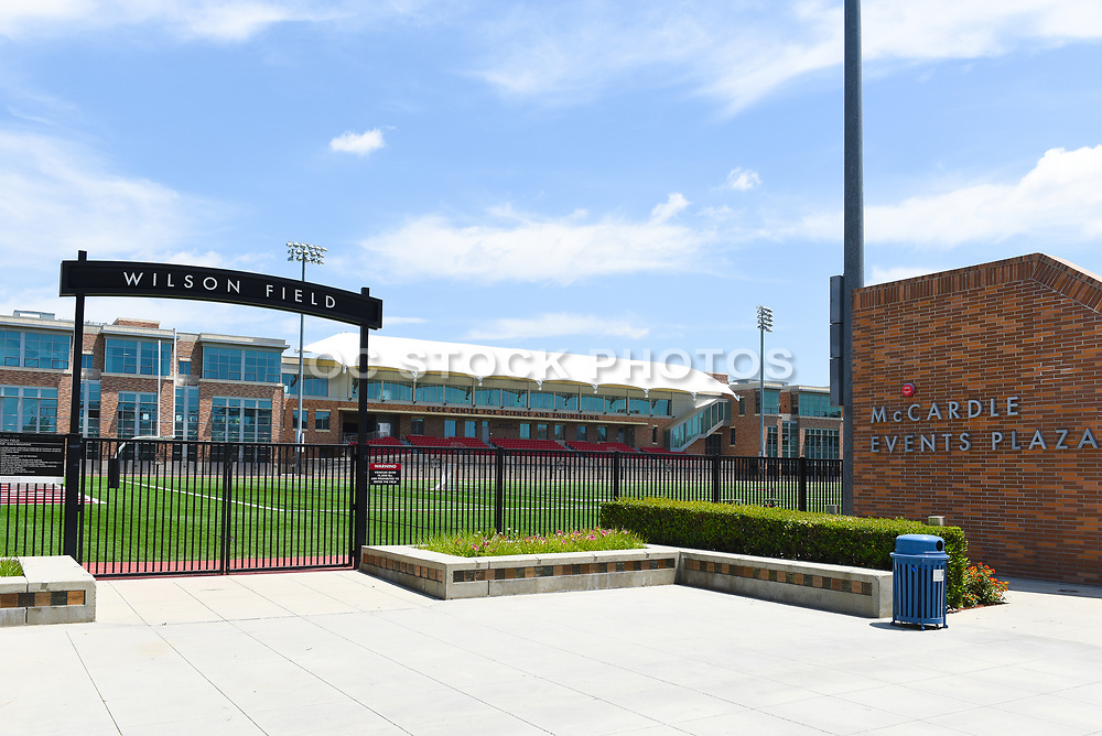 McCardle Events Plaza at Wilson Field