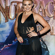 Tallia Storm attend The Nutcracker and the Four Realms - UK premiere at Vue Westfield, Westfield Shopping Centre, Ariel Way on 1st Nov 2018, London, UK.