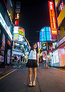 EXCLUSIVE<br /> A DEFECTOR'S LIFE IN SOUTH KOREA<br /> <br /> Kim is 16 years old and lives in Seoul, South Korea. She looks like any other teenager when you see her shopping in the street. But like 28,000 other refugees, she has escaped from North Korea.One morning in 2011, her mother could no longer bear the misery, lack of freedom and food deprivation, so she and her daughter escaped to seek refuge in the wealthy ultra-modern South Korea. Kim was 10 and had to leave the rest of her family, her friends and her school without even having the chance to say goodbye.<br /> They fled their country in secret by crossing on foot and by night the river making up the border with China. Their journey to reach South Korea took eight long months. After making it to China, her mother used her meager savings to pay smugglers to enter Laos, Thailand and finally South Korea. They arrived in the Land of Morning Calm in 2012.<br /> <br /> Photo shows:   Kim decided to join the YeoMyun school, which is run by a Christian association. It is a prodigal alternative education that is suitable for young defectors. They even use textbooks specially designed for them.<br /> ©Eric Lafforgue/Exclusivepix Media