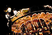 Carousel outside Hotel de Ville, Paris, France