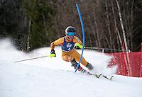 FIS Mens Slalom 1st run at Attitash December 16, 2010