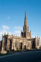 All Saints Church Rotherham<br /> 30 January 2016<br />  Copyright Paul David Drabble<br />  www.pauldaviddrabble.co.uk