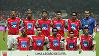 20091031: BRAGA, PORTUGAL - SC Braga vs SL Benfica: Portuguese League 2009/2010, 9th round. In picture: Braga team. PHOTO: Pedro Pereira/CITYFILES