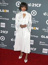 2018 GLSEN Respect Awards at The Beverly Wilshire Hotel in Beverly Hills, California on 10/19/18. 19 Oct 2018 Pictured: Kat Graham. Photo credit: River / MEGA TheMegaAgency.com +1 888 505 6342
