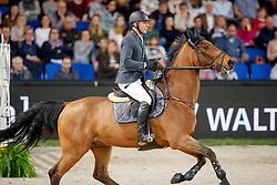 Estermann Paul, SUI, Lord Pepsi<br /> Stuttgart German Masters 2017<br /> © Hippo Foto - Stefan Lafrentz