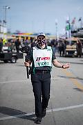 January 30-31, 2021. IMSA Weathertech Series. Rolex Daytona 24h:  Mark Urban videographer