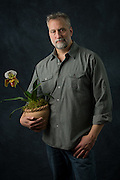 Josef Reiter florist and owner of Botanica Floral