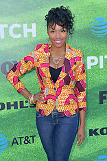 Los Angeles Fox premieres new series Pitch - 13 Sep 2016