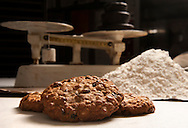 12 JULY 2016 -- CREVE COEUR, Mo. -- Oat and Cranberry Monster Cookies are a favorite menu item offered by the bakers at Mercy Hospital St. Louis in Creve Coeur. Photographed Tuesday, July 12, 2016. Photo © copyright 2016 Sid Hastings.