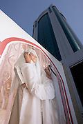 Dubai  billboard Ad  on Sheik Zayed highway