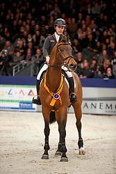 Baltic VDL<br /> KWPN Stallionshow - 's Hertogenbosch 2018<br /> © Hippo Foto - Dirk Caremans<br /> 01/02/2018
