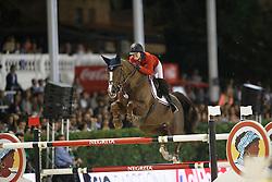 Kessler Reed, (USA), Cylana<br /> Final<br /> Furusiyya FEI Nations Cup Jumping Final - Barcelona 2015<br /> © Dirk Caremans<br /> 26/09/15