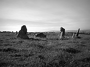 Bocan Stone Circle, Culdaff. co.Donegal, c.3000 b.c.  1500 b.c,