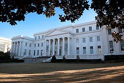07 December 2014. Montgomery, Alabama. <br /> Alabama Department of Archives and History. <br /> Photo; Charlie Varley/varleypix.com
