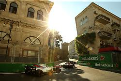 June 25, 2017 - Baku, Azerbaijan - Motorsports: FIA Formula One World Championship 2017, Grand Prix of Europe, .#18 Lance Stroll ( CAN, Williams Martini Racing) (Credit Image: © Hoch Zwei via ZUMA Wire)