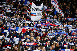 29.03.2016, Stade de France, St. Denis, FRA, Testspiel, Frankreich vs Russland, im Bild // during the International Friendly Football Match between France and Russia at the Stade de France in St. Denis, France on 2016/03/29. EXPA Pictures © 2016, PhotoCredit: EXPA/ Pressesports/ Sebastian Boue<br /> <br /> *****ATTENTION - for AUT, SLO, CRO, SRB, BIH, MAZ, POL only*****