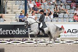 Garcia Mena José Antonio (ESP) - Norte Lovera<br /> Preis der Familie Tesch <br /> Lambertz Nations Cup<br /> Weltfest des Pferdesports CHIO Aachen 2014<br /> © Hippo Foto - Dirk Caremans