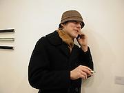 robert Mokka. Carnegie Art Award exhibition. Victoria Miro Gallery. 8 January 2001. © Copyright Photograph by Dafydd Jones 66 Stockwell Park Rd. London SW9 0DA Tel 020 7733 0108 www.dafjones.com