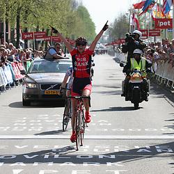 Sportfoto archief 2006-2010<br /> 2007<br /> Adrie Visser wint de ronde van Drenthe 2007