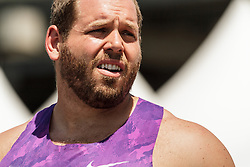 adidas Grand Prix Diamond League Track & Field: Men's Shot Put, Ryan Whiting, USA