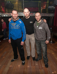 IKMS 'In The Club' seminar with KMG Global Team Instructor and Expert Level 5, Tommy Blom, at the Buff Club in Glasgow's City Centre. Bringing Krav Maga training out with the confines of the gym into a real nightclub/bar.<br /> © Michael Schofield.