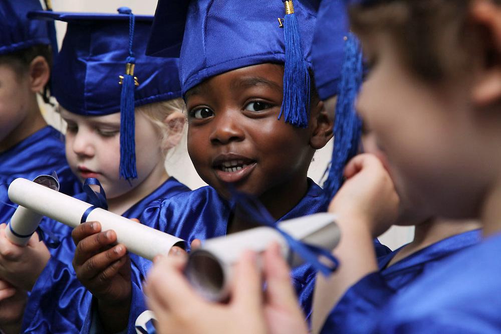 Happy Child graduation, Longstone Gardens, Harlesden