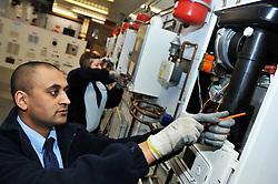 Apprentices British Gas, Leeds