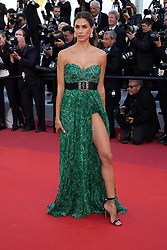 'Les Miserables' during the 72nd Cannes Film Festival at Palais des Festivals in Cannes, France, on 15 May 2019. 15 May 2019 Pictured: Melissa Satta attends the premiere of 'Les Miserables' during the 72nd Cannes Film Festival at Palais des Festivals in Cannes, France, on 15 May 2019. Photo: Vinnie Levine. Photo credit: Vinnie Levine / MEGA TheMegaAgency.com +1 888 505 6342