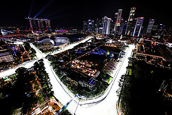 September 16, 2017 - Singapore, Singapore - Motorsports: FIA Formula One World Championship 2017, Grand Prix of Singapore, .. general view, (Credit Image: © Hoch Zwei via ZUMA Wire)