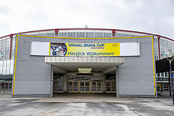Ghost Show Dortmund<br /> Impressions and overview Westfalenhalle<br /> Dortmund - Signal Iduna Cup 2020 2020<br /> © Hippo Foto - Stefan Lafrentz<br /> 13/03/2020