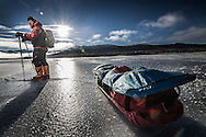 Editorial Feature: Devon McDiarmid, arctic guide and explorer.