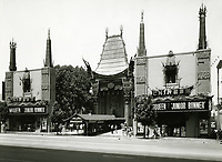 1972 Grauman's Chinese Theatre