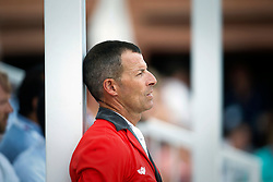 Schwizer Pius (SUI) <br /> Team consolation competition<br /> Furusiyya FEI Nations Cup Jumping Final<br /> CSIO Barcelona 2013<br /> © Dirk Caremans