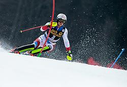 ZENHAEUSERN Ramon of Switzerland during the Audi FIS Alpine Ski World Cup Men's Slalom 58th Vitranc Cup 2019 on March 10, 2019 in Podkoren, Kranjska Gora, Slovenia. Photo by Matic Ritonja / Sportida