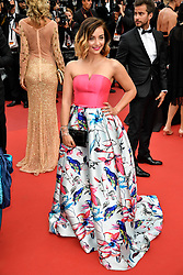Priscilla Betti attending the Nelyubov premiere during the 70th Cannes Film Festival on May 18, 2017 in Cannes, France. Photo by Julien Zannoni/APS-Medias/ABACAPRESS.COM