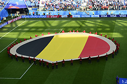 July 14, 2018 - Saint Petersbourg, Russie - SAINT PETERSBURG, RUSSIA - JULY 14 : illustration picture  during the FIFA 2018 World Cup Russia Play-off for third place match between Belgium and England at the Saint Petersburg Stadium on July 14, 2018 in Saint Petersburg, Russia, 14/07/18 (Credit Image: © Panoramic via ZUMA Press)