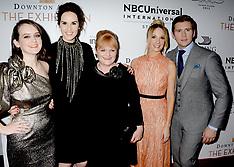 Downton Abbey: The Exhibition Gala Reception - 17 Nov 2017