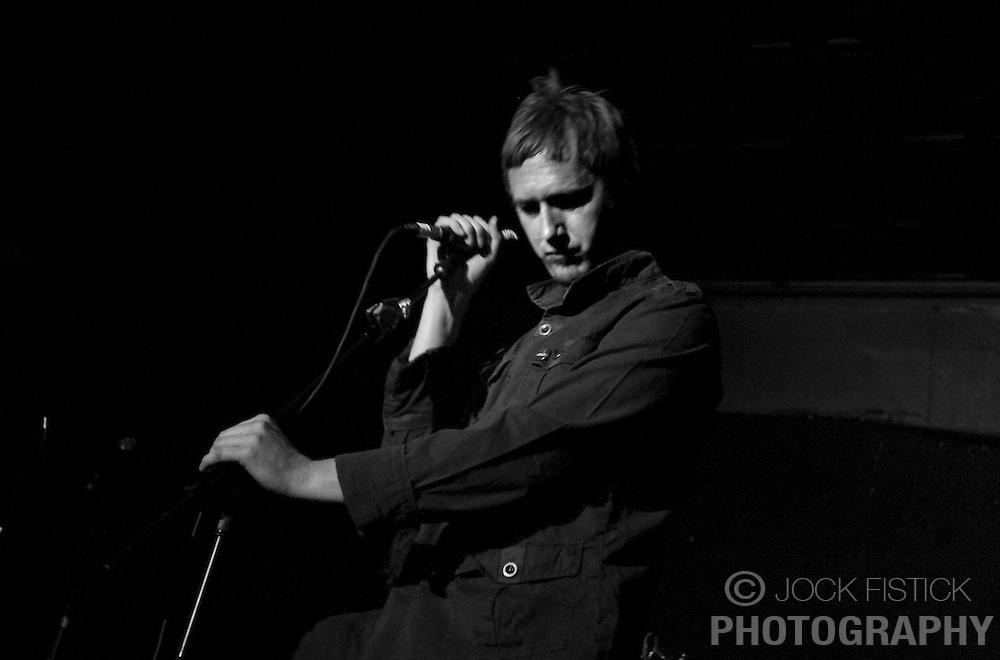 LONDON, ENGLAND - APRIL 18-19 - 2007 - Rafter at the Nambucca Lounge in London. (Photo © Jock Fistick)