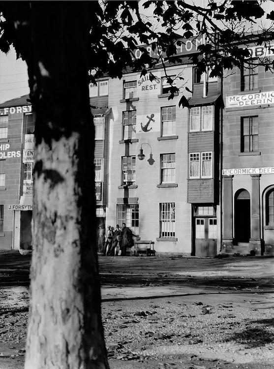 Hobart, Tasmania, Australia, 1930