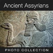 Ancient Assyrians Antiquities - Artefacts - Museum Pictures Images Photos