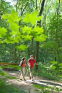 Hiking the Saale Horizontale Trail Around Jena, Thuringen, Germany